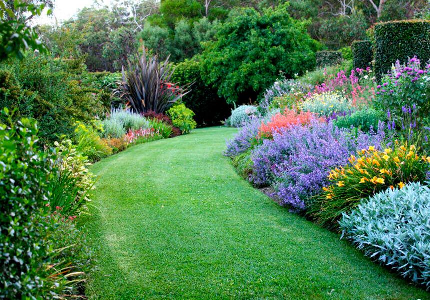 design landscaping gardens marbella