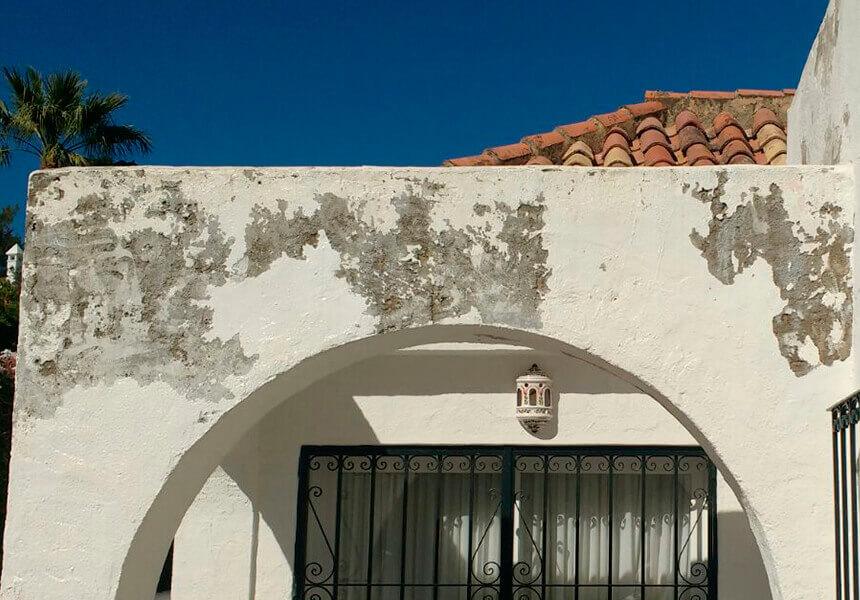 Pintura en paredes y fachada Marbella