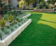 Diseño de jardineras